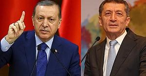 Cumhurbaşkanı Erdoğan'ın yerine O gelecek