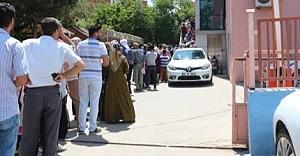 Urfa'da İş-kur'a akın ettiler...