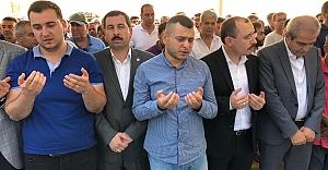 Urfa Nuri Ustayı uğurladı...