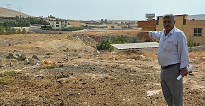 Kaderine terk edilmiş mahalle…