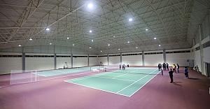 Tenis Oyun Dünyası açılışa hazır