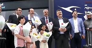 Şanlıurfa Heyeti Kuveyt'te