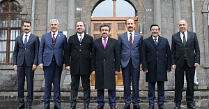 Diyarbakır'da toplandılar...