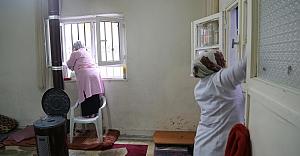 Haliliye Belediyesi, Yaşlılara Evlerinde Bakıyor