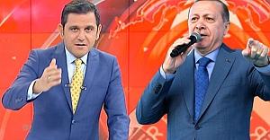 Portakal, Erdoğan'a cevap veremedi..