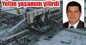 Urfalı aday adayı tren kazasında...