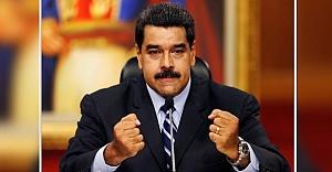 Trump Venezuela'yı da karıştırmanın peşinde!