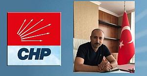 CHP Bir ilçede daha aday çıkardı...