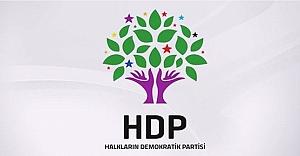 HDP eş genel başkanına soruşturma…