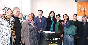 Sakar:quot;Halfeti#039;ye Ak Belediyecilik...