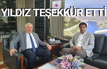 DSİ Genel Müdürü Aydın'la görüştü