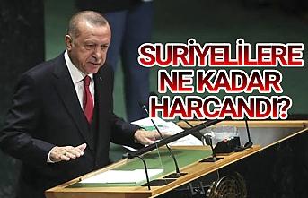 Erdoğan o rakamı BM'de açıkladı