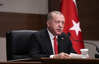 Erdoğan'dan çok önemli açıklama