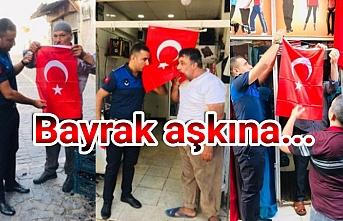 Eyyübiye Türk Bayraklarıyla donatılıyor