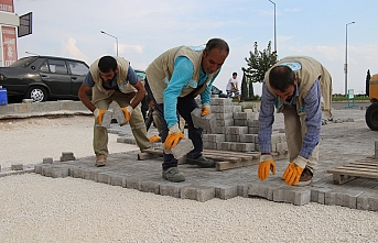 Haliliye'de tamamlanan yollar hizmete sunulacak...