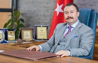 OSB Müdürü Aksu'dan 29 Ekim mesajı...