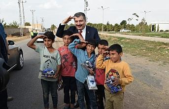 Sağlık Bakanı Koca, Şanlıurfa'dan Mesaj Verdi