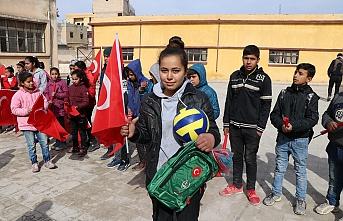 Barış Pınarı Çocukları, Türkiye'ye Müteşekkir
