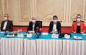 Deva Partisi, Urfa il Başkanı kim olacak