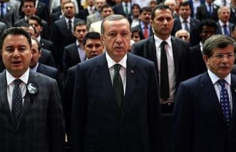 Erdoğan'dan yeni partiler için kurmaylarına talimat...