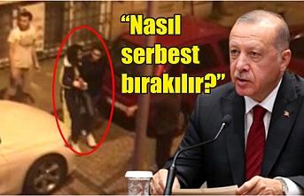 Erdoğan'ı sinirlendiren görüntü...