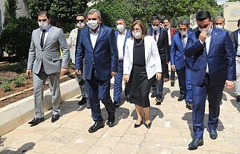 Fatma Şahin Urfa'da...
