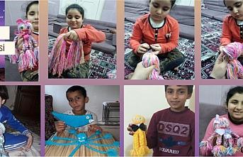 Fevzipaşa İlkokulu proje çalışmalarına devam ediyor