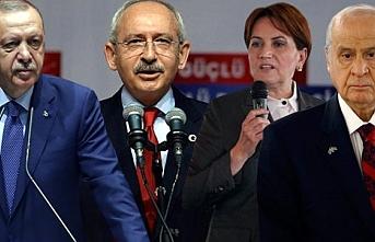 İşte Urfa ile birlikte 30 Büyükşehirde yapılan son seçim anketi…