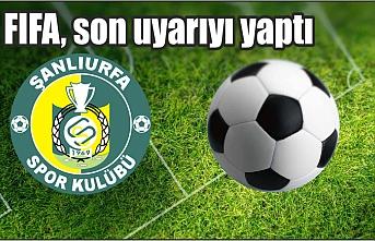 O ödeme yapılmazsa Urfaspor kapanacak...