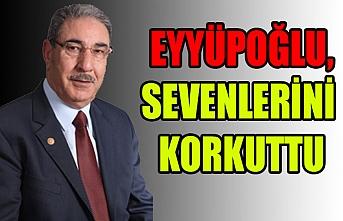 Seydi Eyyüpoğlu operasyon geçirdi!