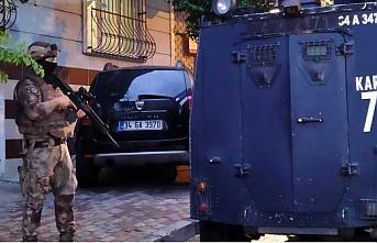 Urfa'da torbacılara şafak operasyonu…