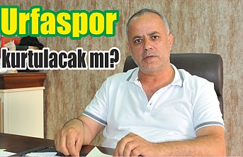 Urfaspor Kulüp Başkanı'ndan flaş açıklamalar...