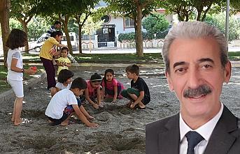 Çocuklar istedi, Başkan Aydın talimat verdi!