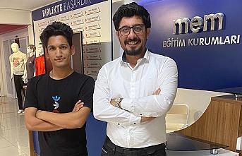 YKS Urfa 1'incisi MEM'den çıktı