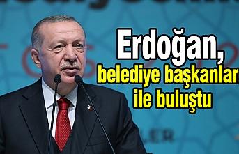 Erdoğan, belediye başkanlarını uyardı