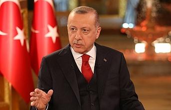 Erdoğan büyük müjdeyi açıkladı...