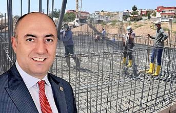 Başkan Aksoy'dan gençliğe yatırım...
