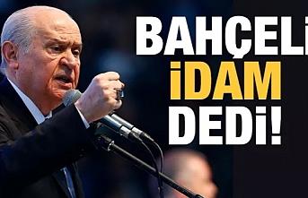 Urfa Barosu'ndan flaş idam açıklaması...