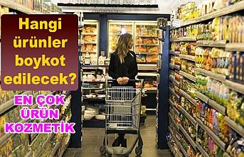 Türkiye'de satılan Fransa ürünleri