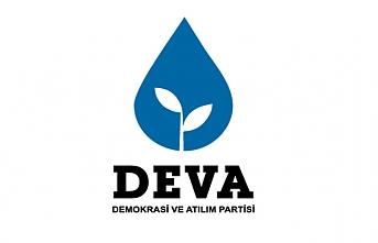 Deva Parti Urfa İl Teşkilatından flaş açıklama