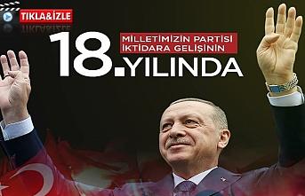 Erdoğan'ın 2002'deki ilk konuşması yayınlandı
