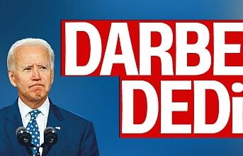 Biden'den flaş açıklama
