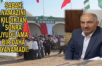 Kosan Köyü yasta!