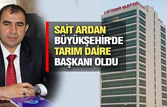 Ardan'a Büyükşehir'de Önemli Görev