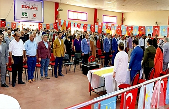 İYİ Parti Hilvan'da o isimle yola devam dedi