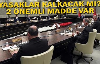 Kabine toplantısı bugün...