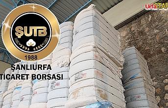 Urfa Borsası'nda fiyatlar belli oldu