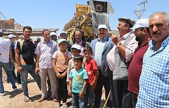 Viranşehir'de 3 mahallenin sorunu kalıcı olarak çözüldü