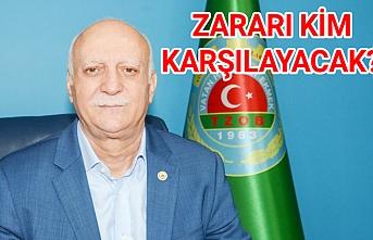 Urfa'da ki sorun Türkiye'nin gündeminde