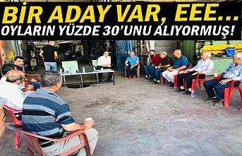 Açılın Yaşar Aydın sandıkları patlatmaya geliyor...